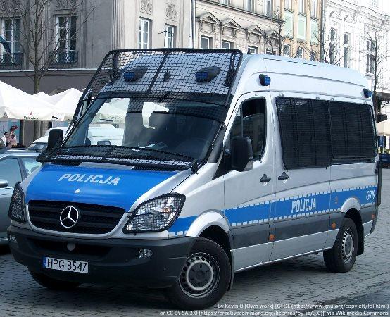 Policja Stargard: 90 LAT SŁUŻB PRASOWYCH POLICJI