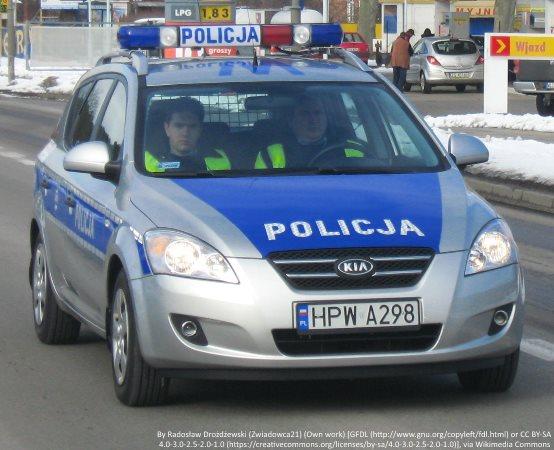 Policja Stargard: PAMIĘTAJ: NIE ZOSTAWIAJ DZIECKA LUB ZWIERZĘCIA W SAMOCHODZIE