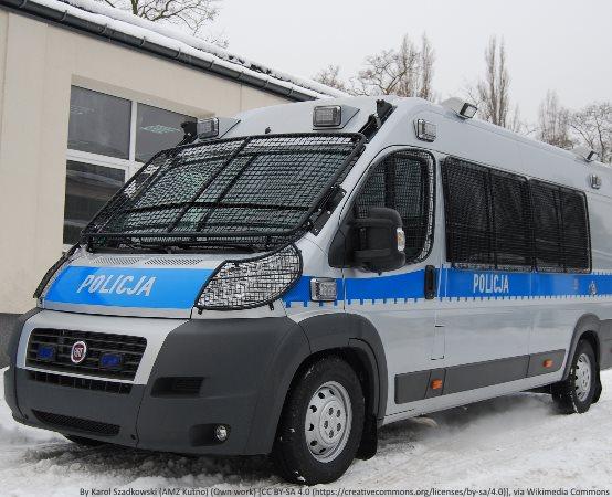 Policja Stargard: Komenda Powiatowa Policji w Stargardzie poszukuje świadków wypadku