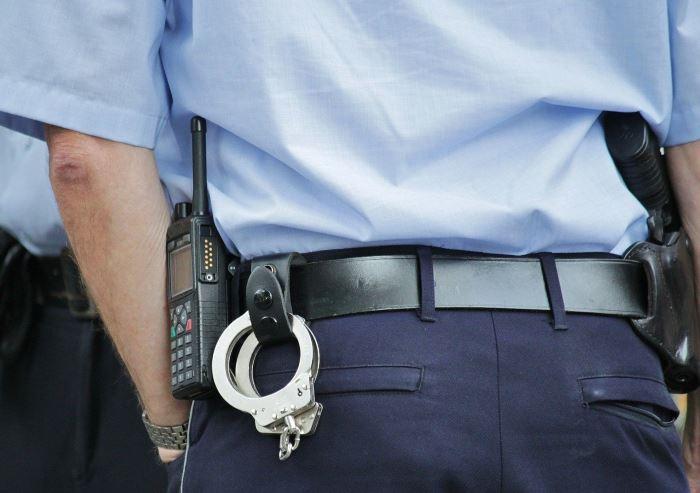 Policja Stargard: Ćwiczenia II Kompanii Nieetatowego Pododdziału Policji